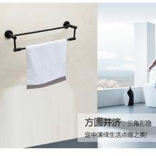 不锈钢毛巾杆厂家丨卫浴毛巾架厂商