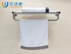 单杆毛巾架厂家丨浴室五金挂件套装定制厂家