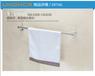 宿舍双层浴巾架厂家丨不锈钢毛巾杆定制生产