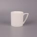 骨瓷茶杯碟批发唐山骨瓷咖啡具新特茶杯碟纯白健康骨瓷