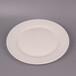 10.5英寸陶瓷盘唐山骨瓷餐具纯白盘子承接酒店家庭私人定做餐具