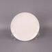 唐山纯白骨瓷餐盘批发8寸浅盘骨瓷餐具价格骨瓷餐具厂家