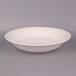 寧夏骨瓷餐具批發10寸鮑翅盤酒店家庭用大湯菜盤純白骨瓷可加LOGO