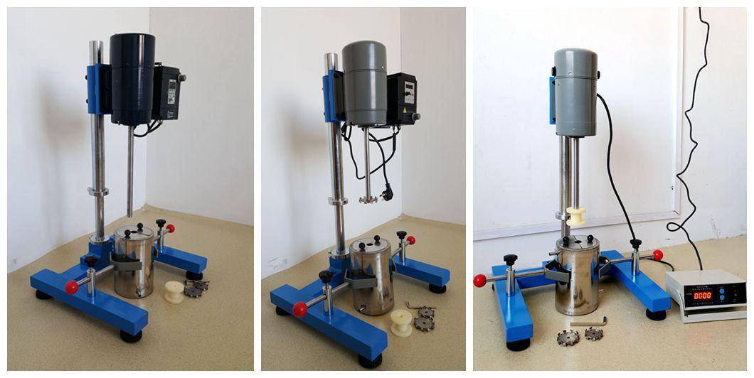直销实验室分散机科研搅拌机精致小巧搅拌器可根据自己需求定制