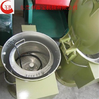 广州五金甩干机小型螺丝弹簧脱水机35公斤五金脱水机厂家