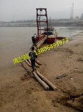 山东威海12寸清淤船生产厂家图片