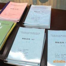湛江市编写各类投标文件标书规范图片