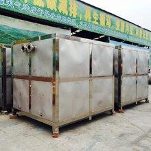 提供新型炭化窑烟气处理设备