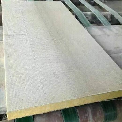 格瑞砂漿巖棉板,天津保溫巖棉復合板生產企業