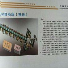 东莞三缘专业生产圆柱电池PACK自动线(整线)