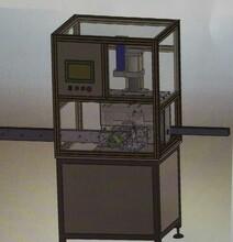 东莞三缘专业生产圆柱电池气液压式封口机
