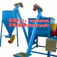 工农业专用螺旋提升机玉米水稻螺旋提升机倾斜不锈钢化肥提升机图片