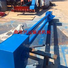 武汉市水泥粉管链输送机金属粉管链输送机定制图片