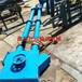 河北省磷矿粉管链输送机设计