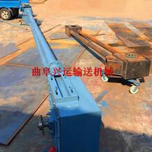随州市磷矿粉管链输送机不锈钢管链输送机厂家图片