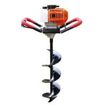 双人手提钻孔栽树机新型植树挖坑机劳动强度低图片