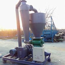贵阳市塑料颗粒气力吸粮机柴油机气力输送机定做图片