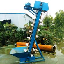 化肥刮板输送机厂家矿用皮带机型号火车站装卸输送机桂林图片