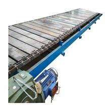 阳泉爬坡板链输送机多用途板链输送机规格图片