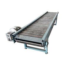 大型板链输送机直销装大车输送机图片