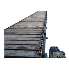 供应管链输送机厂专业生产水平式链板输送机材质制造厂家图片