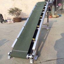 鋁型材輸送機pvc帶食品輸送機Ljxy全鋁型材皮帶機