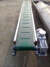 輕型運輸機輕型食品傳送帶Ljxy加擋邊鋁型材輸送機