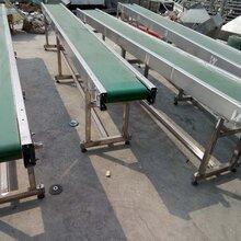 大豆輸送機連續輸送機Ljxy鋁型材輸送機價格