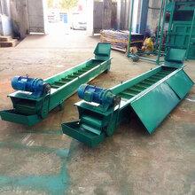 大型刮板機鑄鋼刮板上料機六九重工小型輸送機圖片