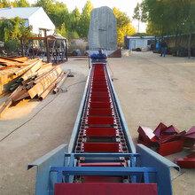 铸石刮板输送机重型有机肥料装卸输送机图片