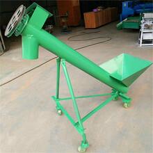 进口螺旋提升机厂家固定型垂直螺旋输送机萧山图片