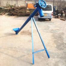 南阳销售螺旋提升机绞龙固定型垂直绞龙提升机图片