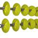 邵阳带拐弯的管链输送机各种规格环型管链机