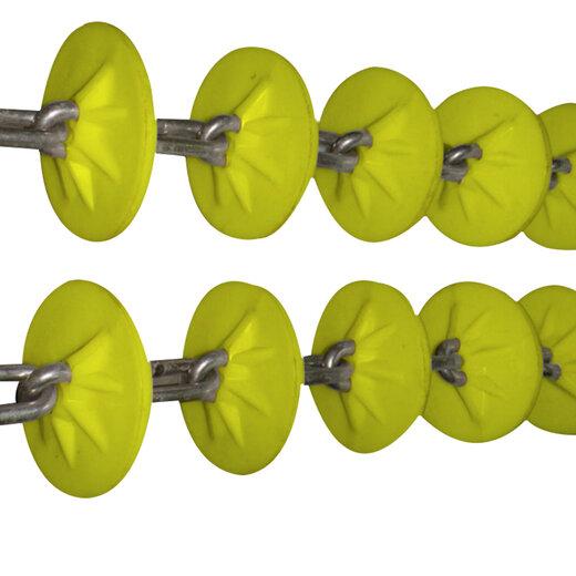 环拉链式盘片输送机运行平稳环型管链机