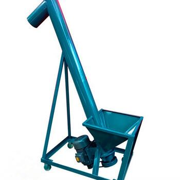 油菜籽螺旋提升机石英砂螺旋提升机塑料粉管式提升机批发