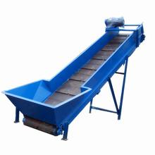 有机肥料装卸输送机高低可升降输送机煤炭装车输送机加工图片