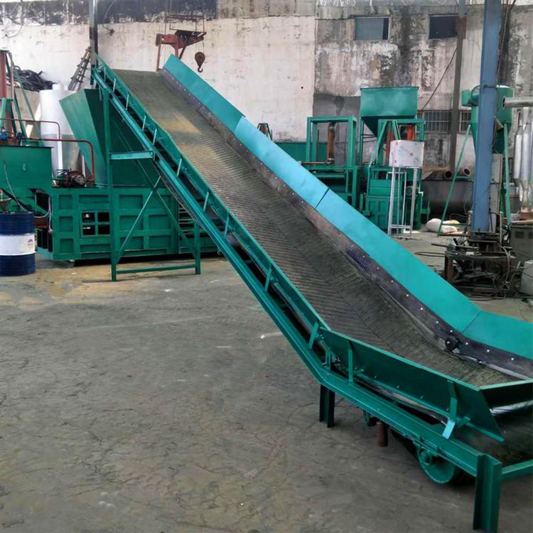 稻谷装车皮带输送机高低可升降输送机电商仓库输送机加工