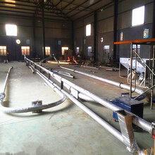 塑料粉管链输送机活性炭粉管链输送机粉煤灰管链输送机厂家图片
