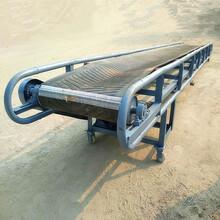 密封罩防尘输送机箱装饮料传送输送机裙边格挡式输送机供应图片