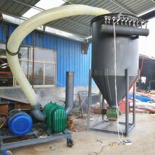 水泥粉装罐车输送机粉料装灌仓气力输送机氧化粉料风力输送机定做图片