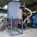 大型低压粉末输送机QF-40吨气力输送机化工粉装罐负压输送机直销