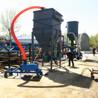 化工粉装罐负压保送机