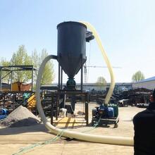 负压型粉料输送机粉料装灌仓气力输送机氧化粉料风力输送机定做图片