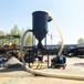 水泥粉装罐车输送机电厂煤灰装车输送机沙子装卸负压输送机定做