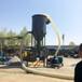 水泥粉装罐车输送机炭黑粉料负压输送机负压干粉气力输送机直销