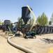 粉煤灰负压式输送机QF-40吨气力输送机沙子装卸负压输送机直销
