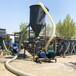 水泥粉装罐车输送机真空负压滑石粉输送机化工粉装罐负压输送机厂家