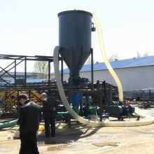 粉料裝車氣力輸送機60T炭黑粉氣力輸送機炭黑粉負壓輸送機生產圖片