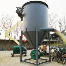 荊州市大型負壓式輸送機60噸粉料氣力輸送機直銷圖片