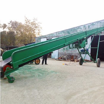 160��Ʊע��_昆明市钢丝芯耐磨损输送机仓库南瓜皮带输送机供应